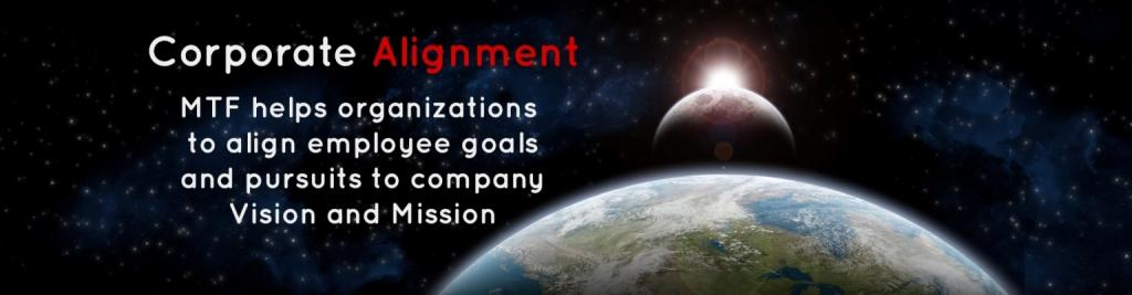 Corporate Alignment to Vision and Mission
